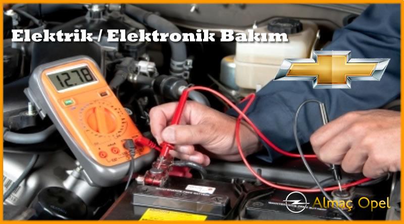 Chevrolet-Elektrik-Elektronik-Bakim