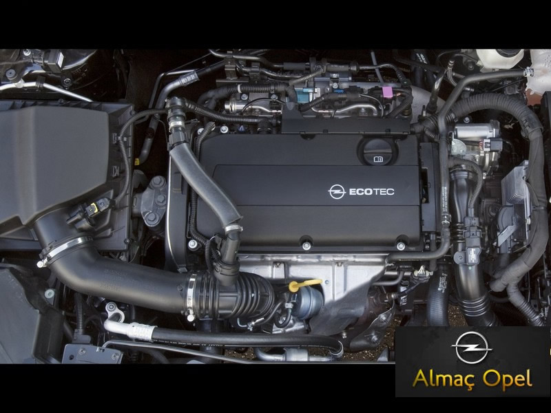 ALMAÇ OPEL - Chevrolet Özel Servis Motor Tamir Bakım