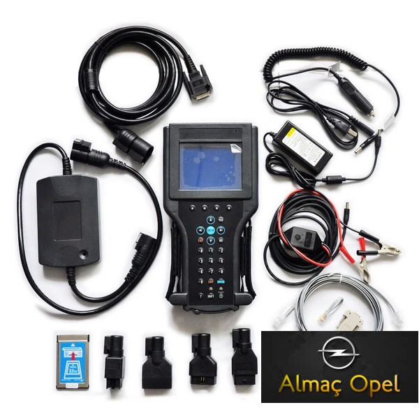 ALMAÇ OPEL - Chevrolet Özel Servis Programı ve Cihazlar